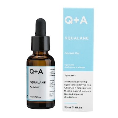 Q+A Squalane Facial Oil 30ml