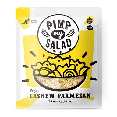 Pimpmysalad Cashew Parmesan Sachet 20g