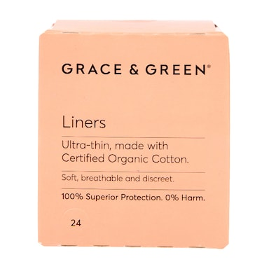 Grace & GreenLiners 24 pack