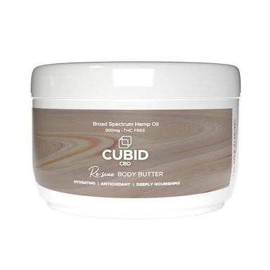 Cubid CBD Re:scue Body Butter 100ml