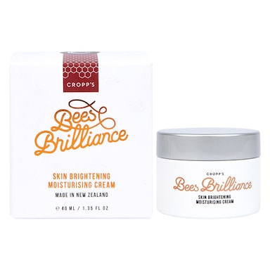 Bees Brilliance Skin Brightening Moisturising Cream 40ml