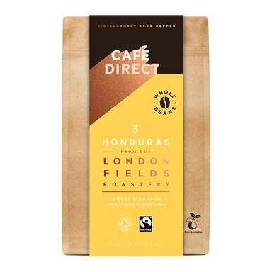 Cafédirect Honduras Organic Coffee Beans 200g