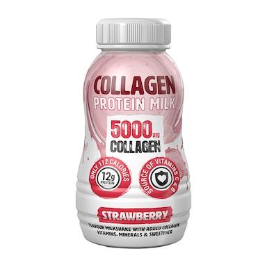UFIT Collagen + Beauty Milk Strawberry Flavour 200ml