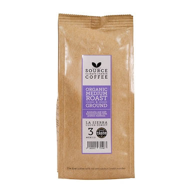 Source Climate Change Coffee Mexican Roast & Ground 227g