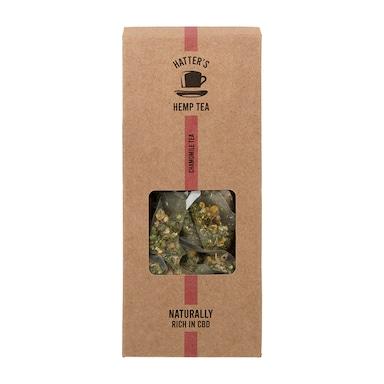 Hatters Hemp Tea Chamomile 20x bags