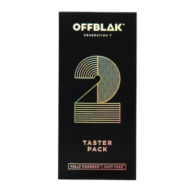 Offblak Taster Pack TWO 12x 2.5g Bags