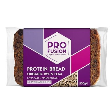 Profusion Protein Bread - Organic 250g