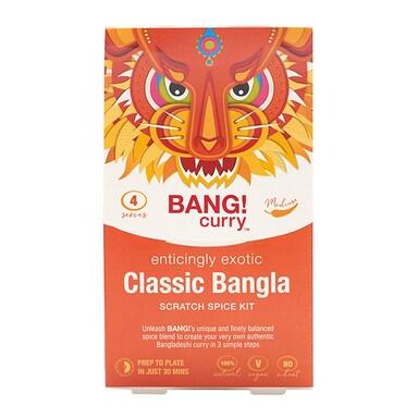 Bang Curry Classic Bangla Scratch Spice Kit 24g