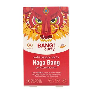 Bang Curry Naga Bang Scratch Spice Kit 25g