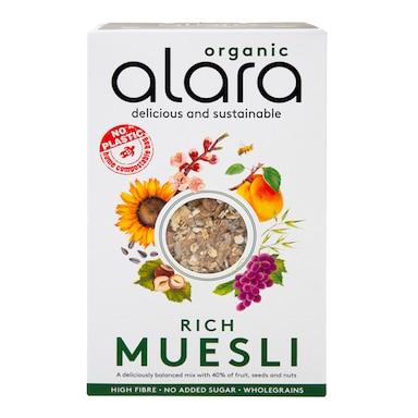 Alara Organic Rich Muesli 500g