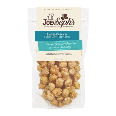 Joe & Sephs Salted Caramel Popcorn 80g