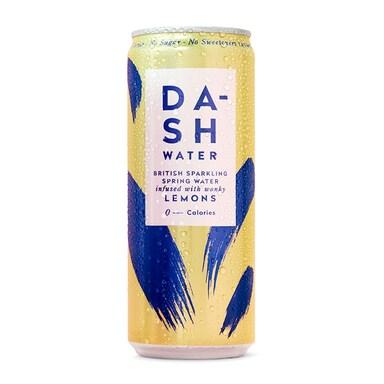 Dash Water Lemon 330ml