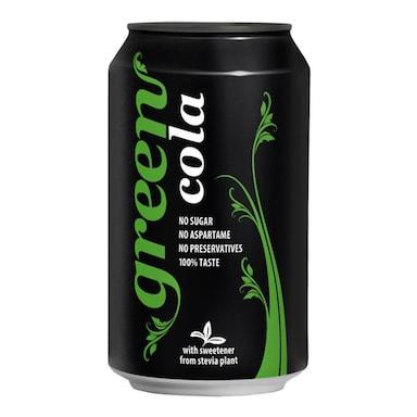 Green Sugar Free Cola 330ml