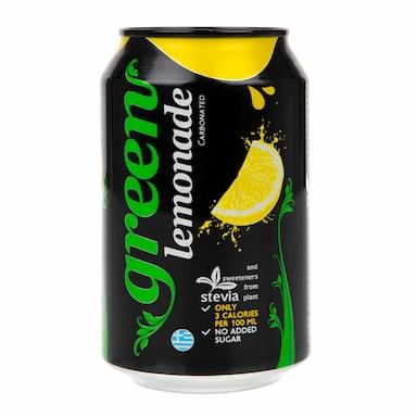 Green Sugar Free Lemonade 330ml