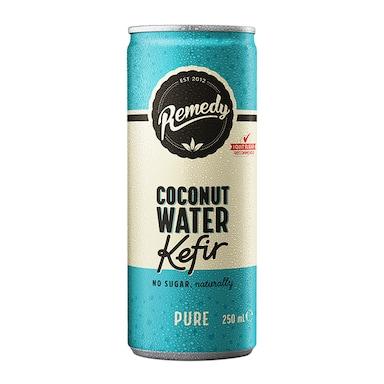 Remedy Coconut Water Kefir Pure 250ml