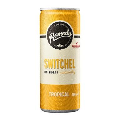 Remedy Switchel Tropical 250ml