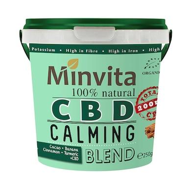 Minvita CBD Superfood Blend 250g