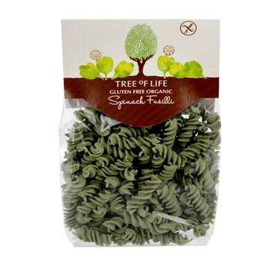 Tree of Life Organic Spinach Fusilli 250g