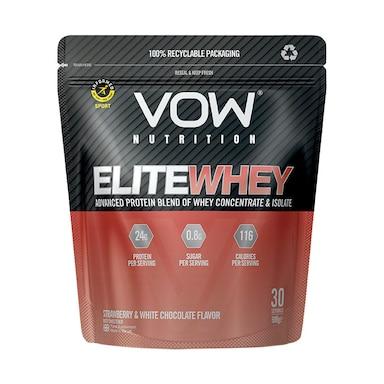 Vow Nutrition Elite Whey White Chocolate Strawberry