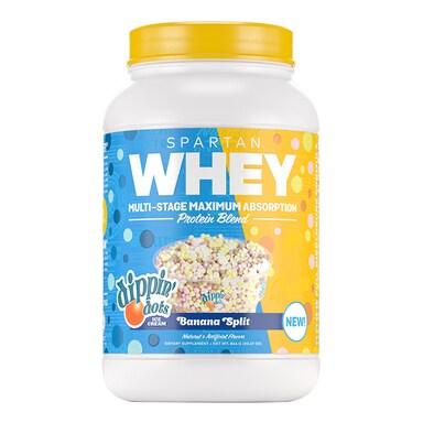 Sparta Nutrition Whey Dippin' Dots Banana Split 864g