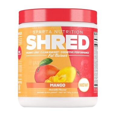 Sparta Nutrition Shred Mango 150g