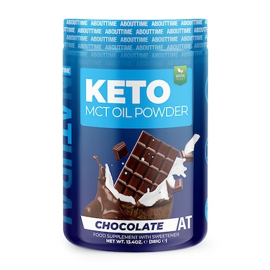 About Time MCT Powder Chocolate 381g