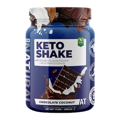 About Time Keto Shake Chocolate Coconut 505.2g