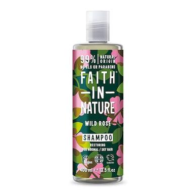 Faith In Nature Wild Rose Shampoo 400ml