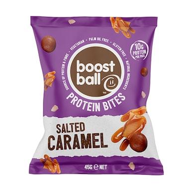 Boostball Protein Bites Salted Caramel 45g