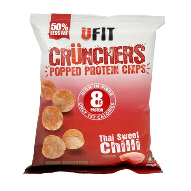 UFIT Crunchers Thai Chilli 35g