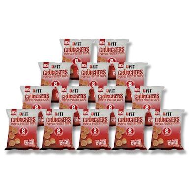 UFIT Crunchers Thai Chilli Box 11 x 35g