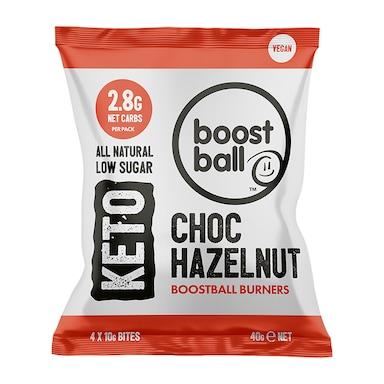 Boostball Keto Choc Hazelnut 40g