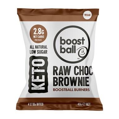 Boostball Keto Raw Choc 40g