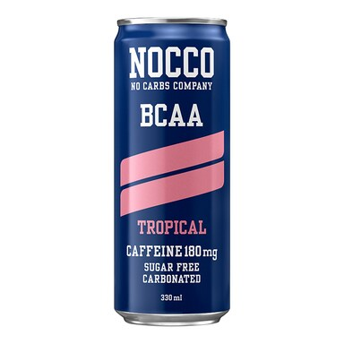 Nocco BCAA Drink Tropical 330ml