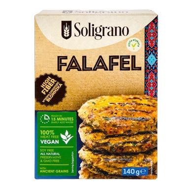 Soligrano Falafel Burger 140g
