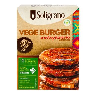 Soligrano Mexican Burger 140g