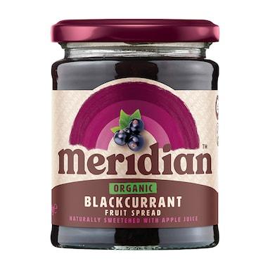 Meridian Organic Blackcurrant Fruit Spread 284g
