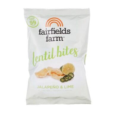 Lentil Bites Jalapeno & Lime 20g