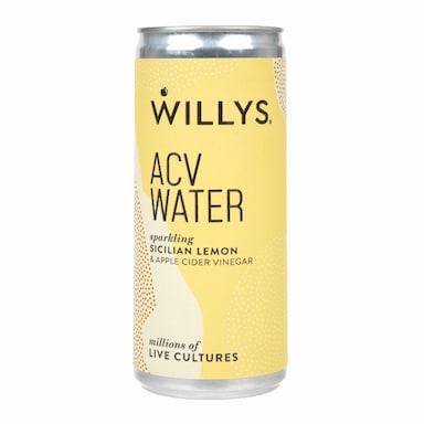 Willy's Apple Cider Vinegar Sicilian Lemon 250ml