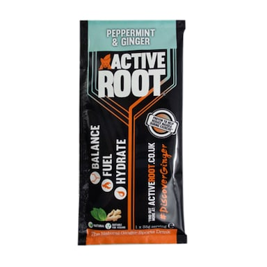 Active Root Hydrate Peppermint & Ginger Sachet 35g