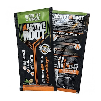 Active Root Hydrate Green Tea & Ginger Sachet 35g
