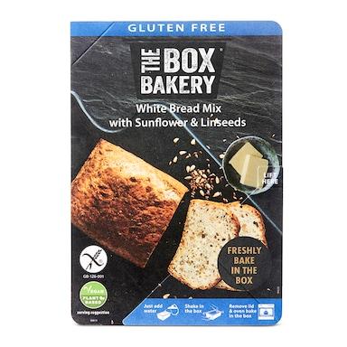 The Box Bakery Gluten Free White Bread Mix 300g