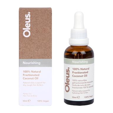 Oleus Fractionated Coconut Oil 50ml