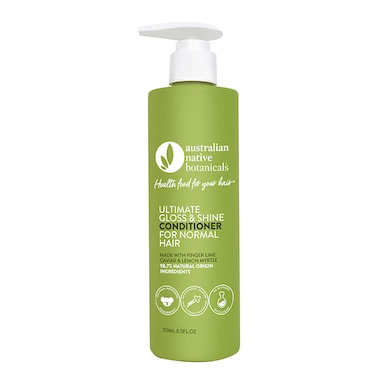 Australian Native Botanicals Ultimate Gloss & Shine Conditioner - Normal Hair 250ml