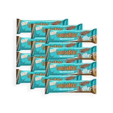Grenade Carb Killa Protein Bar Choc Chip Salted Caramel 12 x 60g