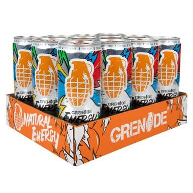 Grenade Energy Full Box 12 x 330ml