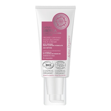 Natura Siberica Age-Defying Night Recovery Face Cream