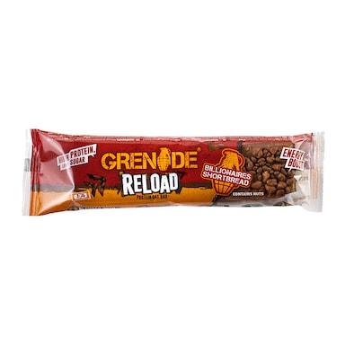 Grenade Reload Protein Oat Bar Billionaires Shortbread 70g