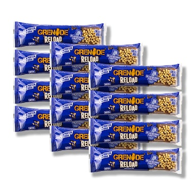 Grenade Reload Protein Oat Bar Blueberry Muffin 12 x 70g