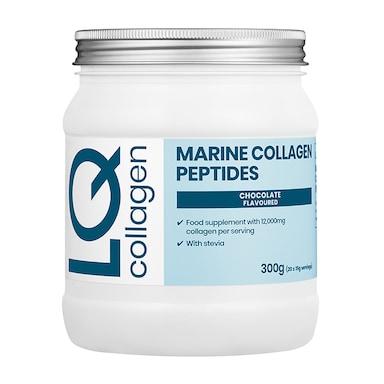 LQ Marine Collagen Peptides Chocolate Flavoured Powder 300g